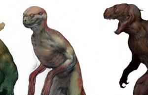 Jurassic Park 4 Concept Art